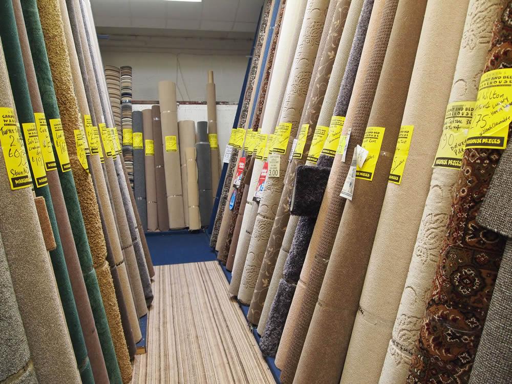carpets end rolls