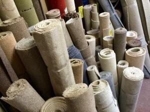 Carpet oddments