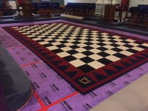 Lodge Carpet Work in Progress Oct 15 (1)